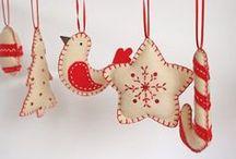 Decoración navideña / Propuesta para decorar tu hogar en navidad.