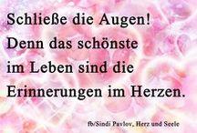 Gedichte  & Sprüche / Poems & Proverbs