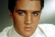 Elvis Presley / The King of Rock 'n Roll ( 8. Januar 1935 in Tupelo, Mississippi; † 16. August 1977 in Memphis, Tennessee)