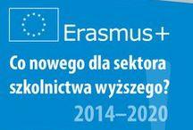 Infografiki Erasmus+/Infografics