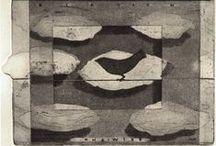 art -  maurizio de lotto / paintings hetchings drawings