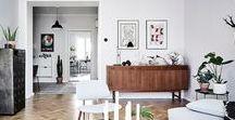 Scandinavian & Modern & Vintage Style