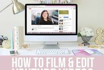 Video / YouTube and iPhone video tips // Best in Shore sells eco-friendly, block-printed paper and textiles to generate funds for small, independent animal rescue organizations. Give gifts that give back: www.etsy.com/shop/BestInShore Jillian Clemmons