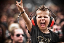Start 'Em Young and Never Stop / Rocking ALL life long!!!