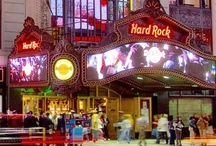 Hard Rock Monuments / With a total of 200 venues in 64 countries, including 154 cafes, 21 hotels and 10 casinos, Hard Rock International (HRI) is one of the most globally recognized companies.The company owns, operates and franchises Cafes in iconic cities including London, New York, San Francisco, Sydney and Dubai. HRI also owns, licenses and/or manages hotel/casino properties worldwide. Upcoming new Hard Rock Cafe locations include San Juan, Lagos and Busan, South Korea. #thisishardrock