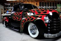 Unbelievable Cars and Trucks / Antique cars and trucks, rat rods, restored cars and trucks, modern cars, future cars and trucks.