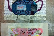 Paper Piecing Blocks,Quilts