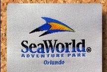 Sea World - Orlando / Thematic Park of sea´s animals  / Parques temáticos de animales marinos
