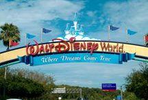 Disney World - Orlando / Walt Disney´s Thematic Park / Parque Temático de Walt Disney