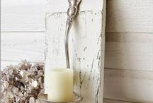 Crafts for a Unique Home / Exceptional craft ideas for a truly unique home / by Sharon Burris