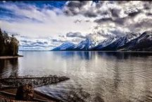 Grand Teton National Park / Pictures and stories about Tetons National Park