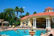 Emerald Island Resort - Orlando / EMERALD ISLAND RESORT Villas, Homes and Condos / Club House #OrlandoFlorida