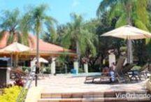 Encantada Resort - Orlando / ENCANTADA RESORT Villas, Homes and Condos / Club House #OrlandoFlorida