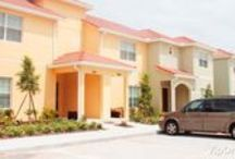 Paradise Palms Resort - Orlando  / PARADISE PALMS RESORT Villas, Homes and Condos / Club House #OrlandoFlorida