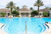 Windsor Palms Resort - Orlando / WINDSOR PALMS RESORT Villas, Homes and Condos / Club House #OrlandoFlorida