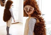 Costumes for children / Home made