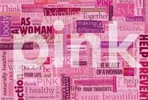 If it's PINK it's on here! / Audrey Hepburn would be so PROUD! / by My Sentiments Exactly! Ltd.