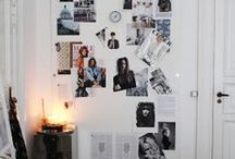 hall & living room