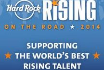 HARD ROCK RISING  - ON THE ROAD 2014