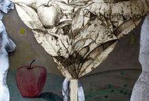 MY WORK.Picturi si desene stralucitoare-1/Paintings and drawings glowing-1 / Picturi si desene stralucitoare, cel putin la propriu...