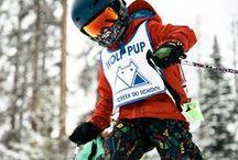 Wolf Pups and Wolf Riders / Wolf Creek Ski School / by Wolf Creek Ski Area