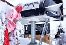 Holidays here at Wolf Creek / Festivities here at the ski area... Tis' the season! / by Wolf Creek Ski Area