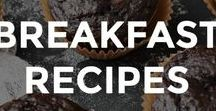 BREAKFAST RECIPES / Beautiful, yummy, and easy-to-make breakfast recipes.  // easy breakfast recipes // breakfast recipe ideas // what to eat for breakfast // beautiful breakfast recipes // homemade breakfast recipes // breakfast recipe ideas // what to eat for breakfast //