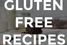 GLUTEN-FREE RECIPES / Delicious gluten-free recipes. (So good you won't even know they are gluten-free!)  // gluten free recipes // gluten free recipe ideas // homemade gluten free recipes // going gluten free // gluten free living // delicious gluten free recipes // gluten free dinners // gluten free breakfast ideas // gluten free desserts // gluten free appetizers // gluten free snacks //