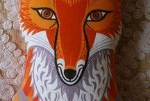 Kmotra liška ... / fox ,wolf...