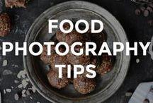 FOOD PHOTOGRAPHY TIPS / Food photography tips for food photographers and bloggers.  // food photo tips // how to take beautiful food photos // food photography tips and tricks // beautiful food photo tips // how to create beautiful food photos // food photo styling tips //