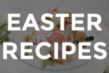 EASTER RECIPES / Cute and fun Easter recipes for the family.   // Easter recipe ideas // recipes for Easter // Easter themed recipes // fun Easter recipes // fun recipes for Easter //