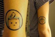 tattoos. / by ɖ.*