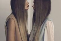 hair. / by ɖ.*