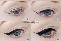 makeup. / by ɖ.*