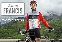Tour de Francis / by Halfords