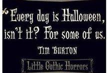 Halloween / by Brandy Horton