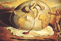 Dalí / Cubismo y Surrealismo