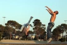 Capoeira in Athens  / Capoeira in Athens, Greece Group: Banzo de Senzala Atenas www.capoeira-athens.com