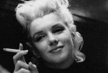 Marilyn Monroe / by Nicole Llombart