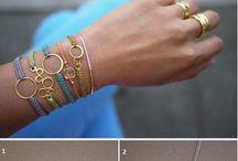 Hjemmelagde smykker