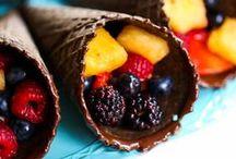 Desserts - no bake