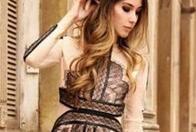 elegant dresses. / by ɖ.*