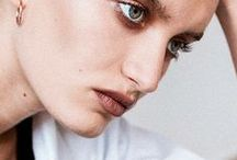 Androgynous models / Male and female models who are marketed as androgynous or have shot androgynous work
