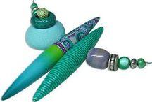 polymer jewelry / by cindy stansfield