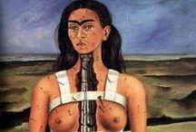 Kahlo / Surrealismo y Realismo Mágico