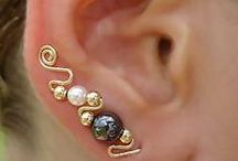 Jewelery / Jewelery, Earrings, Necklace, Beads
