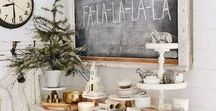 Holiday Display Ideas / Holiday Display Ideas