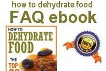eBooks from Easy Food Dehydrating / We have three eBooks over at Amazon: Easy Food Dehydrating and Safe Food Storage along with 20 Taste-Tested Easy Recipes containing Dehydrated Food. Also the answers to your burning questions: How to Dehydrate Food... Top 20 Topics ...over 225 Questions Answered. Check 'em out! :-)