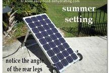 EASY Solar Power at Home / Easy life-saving power via solar energy - at home!