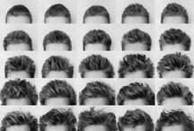 Man's Hairstyle
